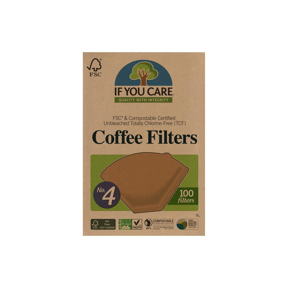 Coffee Filters No4