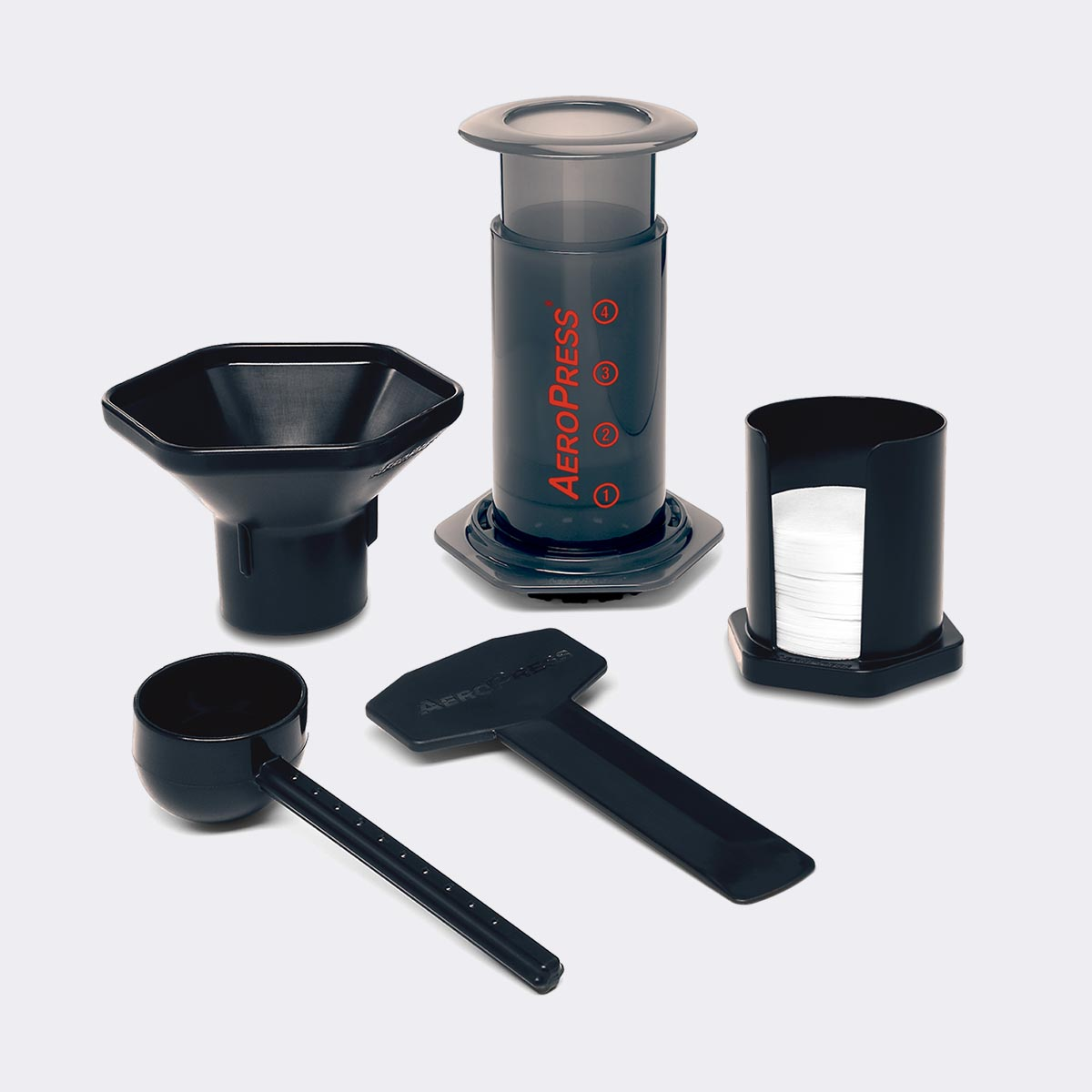 AeroPress Coffee and Espresso Maker Fox Coffee Roasters