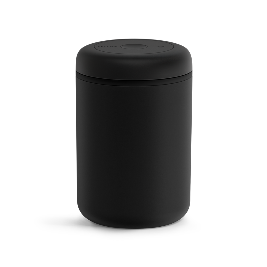 Fellow Atmos Coffee Vacuum Storage Canister 1.2L Black