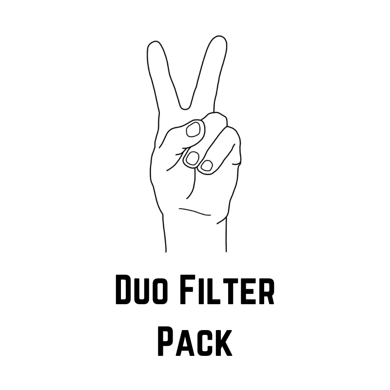 Duo Filter Pack 2 x Filter Roasts = 15% off + Free Shipping