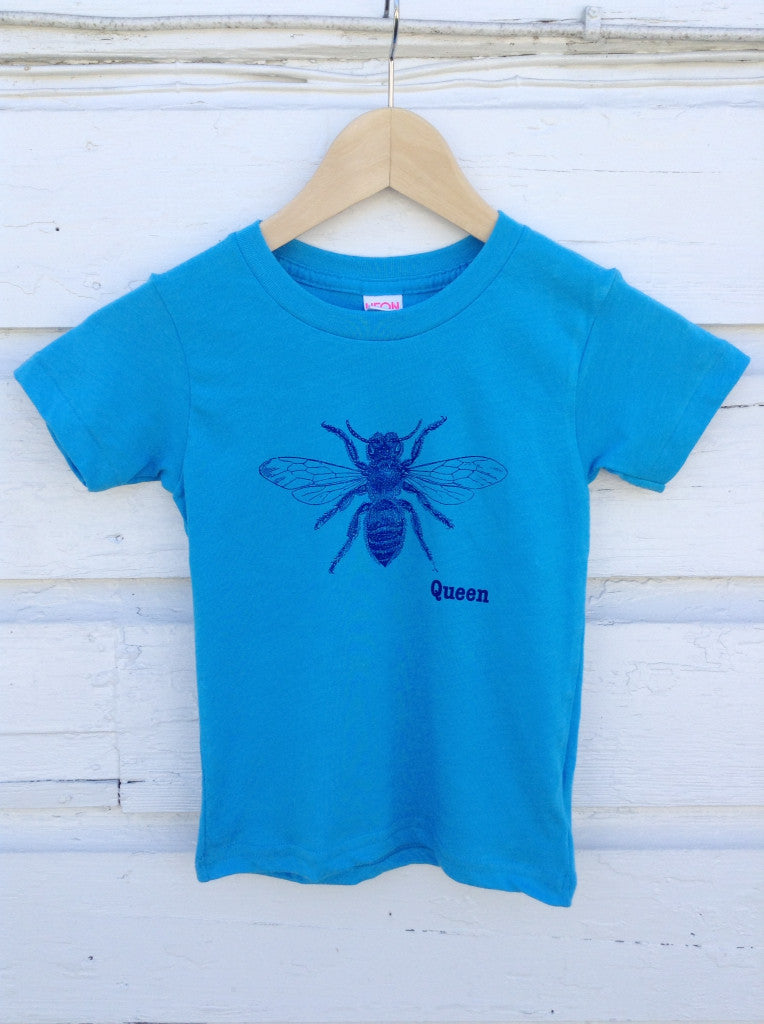 Queen Bee kids tee - Hello Lucky Life  - 3