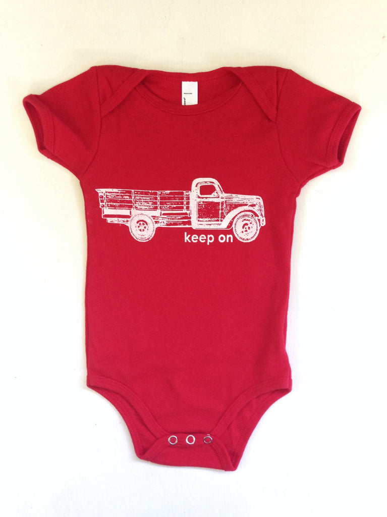 Keep on Truckin' - infant