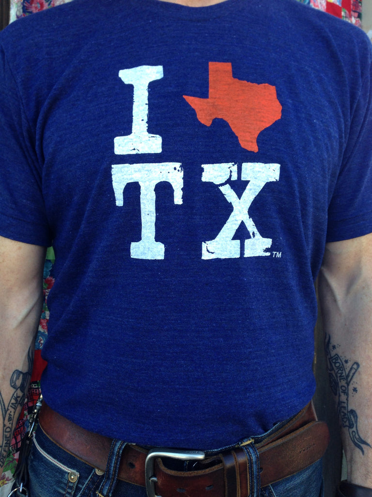 Texas state t shirt