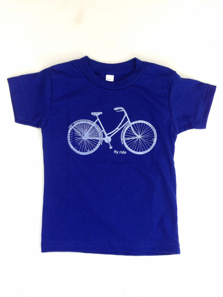 Fly Ride kids tee - Hello Lucky Life  - 1