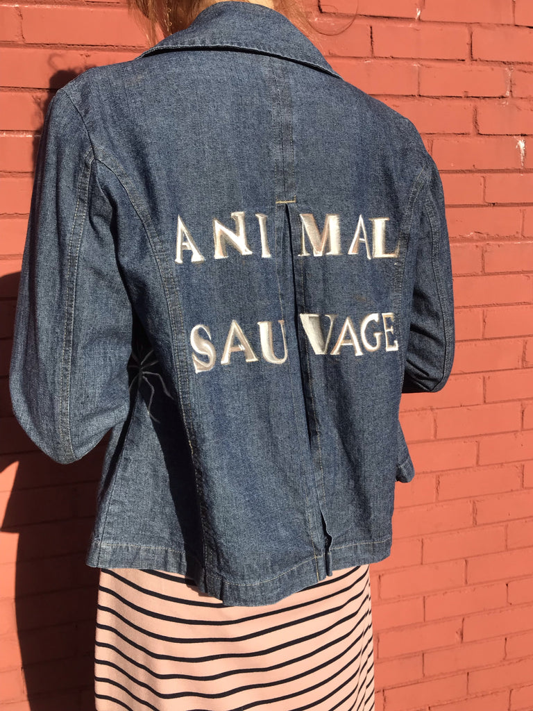 Animal Sauvage - jacket