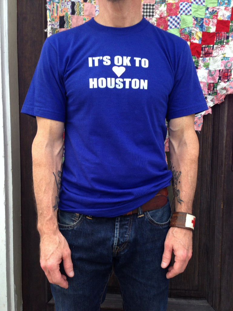 Houston shirts