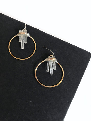 Iluna - earrings