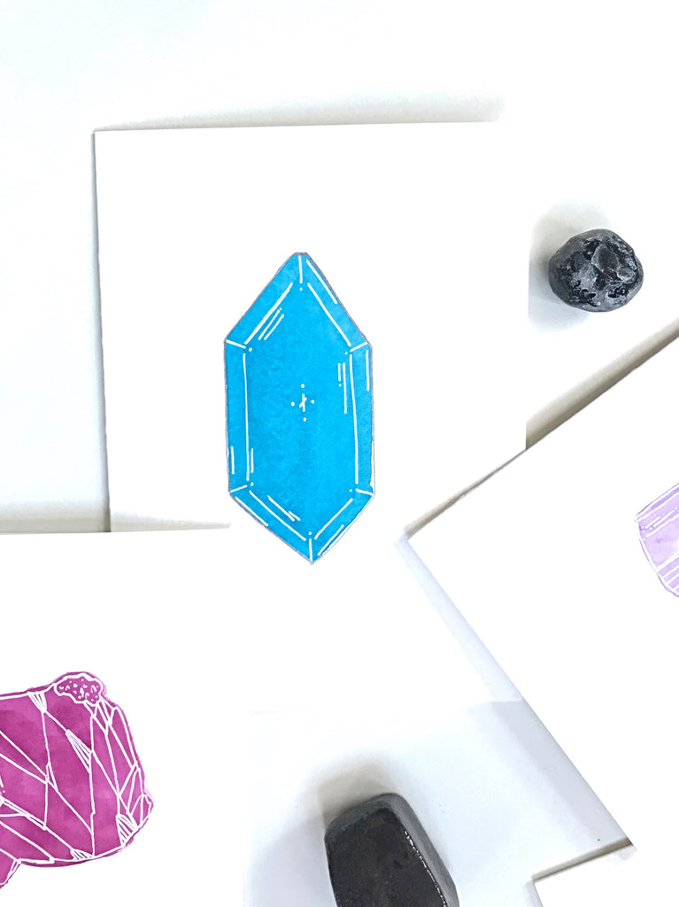 Crystal - cards