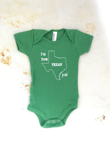 It's ok to love Houston - onesie