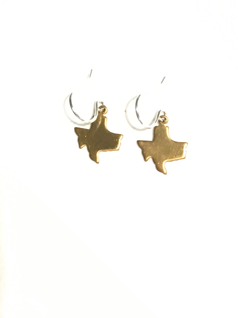 Tiny Texas - earrings
