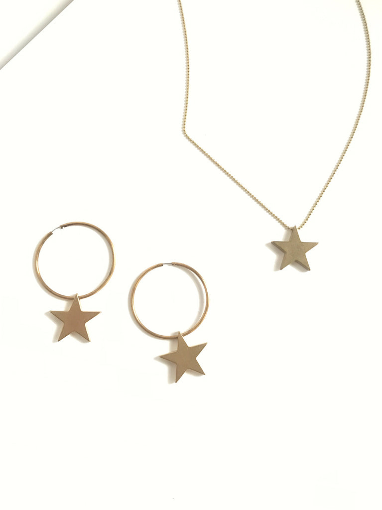 We are all Stars - necklace