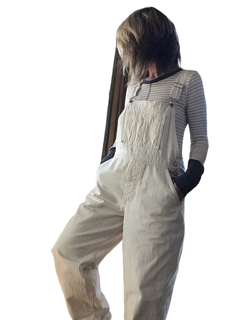 London Jeans overalls - natural