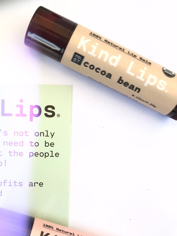 Kind Lips - cocoa bean