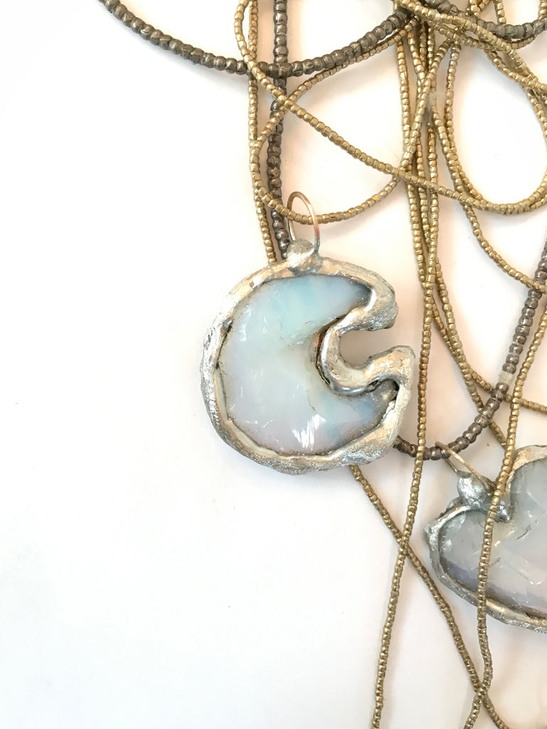 Super Moon - necklace