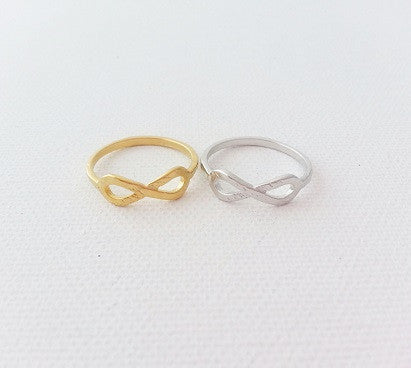 My infinity ring