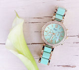 New Spring Cubic watch