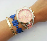 Colorful Chain watch