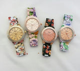 (sale!) Flower el Sol watch