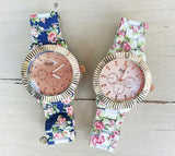 (SALE) Neo Flower el sole watch