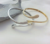 Tear Drops Bangle