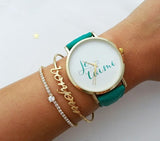 Jet'aime watch