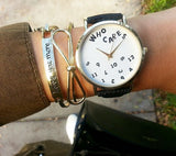 Who cares watch 2