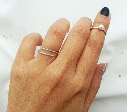 fashion 3rings set