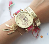Dream catcher Friendship watch(5 colors)