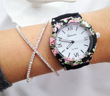 Strap Rosy Around watch