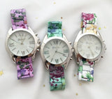 (sale! ) Blossom on Wrist watch