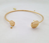 Love*2 bangle(2colors)
