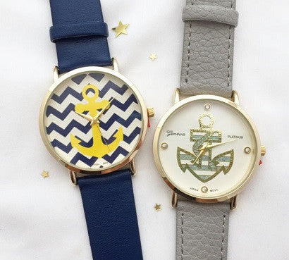 Casual Anchor watch
