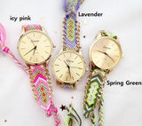 My Spring friendship watch