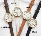 Ivy Strap watch (4 colors)