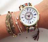 Twelve Feather Friendship watch