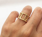 Chic Number ring
