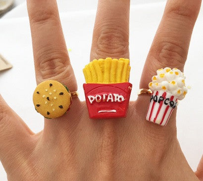 Snack time Rings!