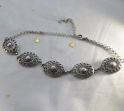 Antique Chain choker