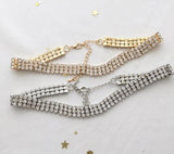 Sparkling Holiday Chokers