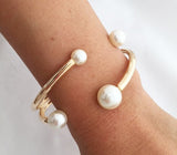 Luxury 4 Pearls bracelet