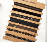 seven chokers set 4