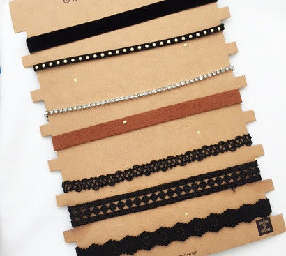 Seven Chokers set 5