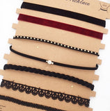 Seven Chokers set 6