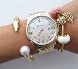 Spike&Pearl bracelet