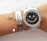Bling Smile watch