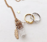 Wishing Bottle Necklace