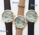 Classic Worldmap watch