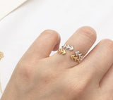 Petit Arrows Ring