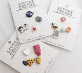 Fashion Pins set