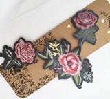 Trendy Rose patch